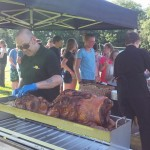 Whole Hog Carving