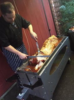 Hog Roast In Kilburn