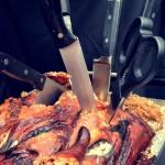 Hog Roast Ready To Carve
