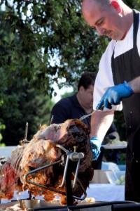 Hog Roast Market Bosworth