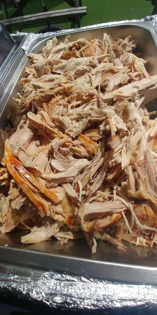 Hog Roast Event For Garic Limited
