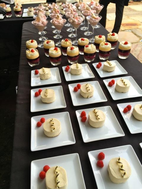 Desserts Prepped & Ready To Go