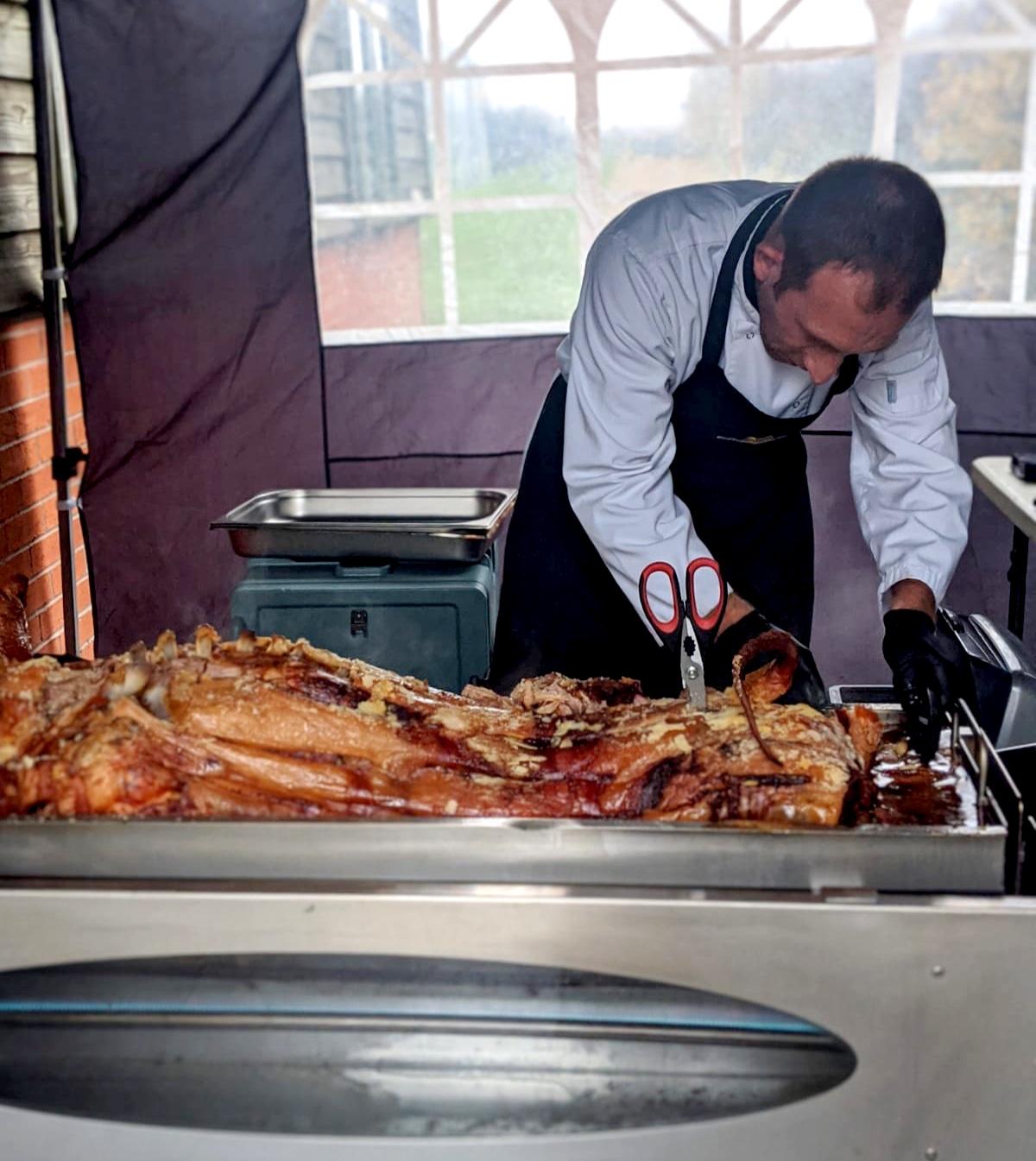 Hog Roast Sudbury